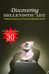 Discovering Hellenistic Art Cover