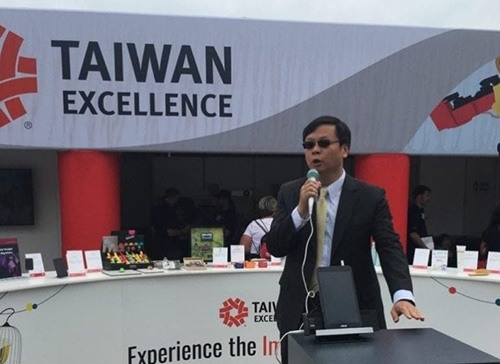 Taiwanese Products Get U.S. Introduction at Summerfest