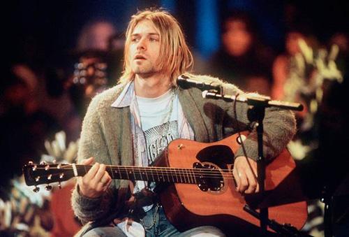 Kurt Cobain Exhibit To Open InIreland