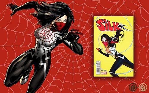 Sony Developing Film Centered Around Korean-American Marvel HeroineSilk