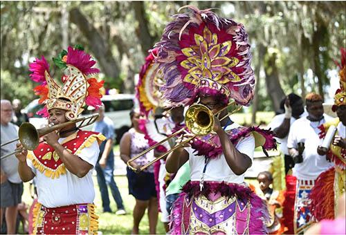 Inaugural Back To Angola Festival Celebrates History,Culture