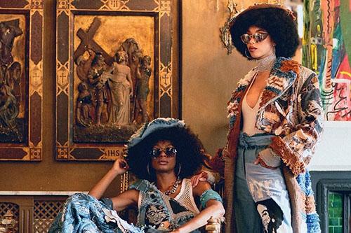 Emerging British-Nigerian Designer Tolu Coker Simply Won A Huge FashionReward