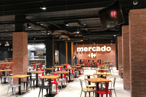 Carrefour Launches New Gourmet Store InSpain