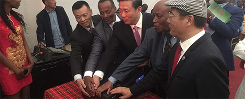 Rwanda-China In A New Drive To Promote FilmIndustry