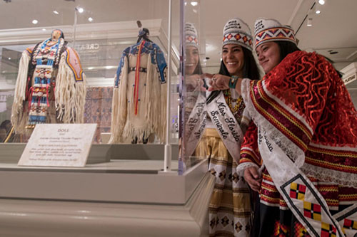 'Creating Tradition: Innovation and Change in American Indian Art' Makes its Debut atEpcot