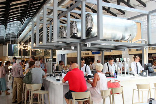New Gourmet Food Market Opens On Spain's Costa Del Sol