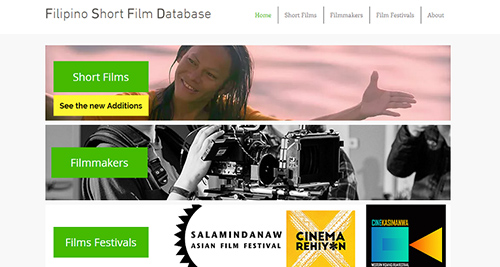 AsianFilmFestivals Launches a Website Dedicated to Filipino Short Films