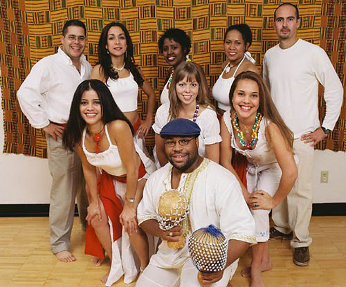 Venezuelan Folkloric Dance & Music Will Come Alive at Folkmoot2018