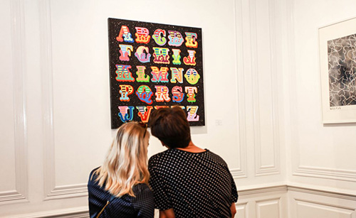 London Art House Fortune Favours Art Launches in theUAE