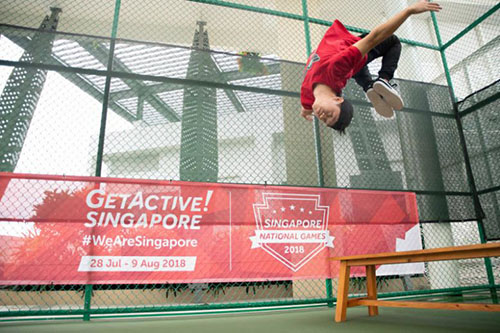 More Than 300 Activities and 12 Sports Festivals for Third Edition of GetActive! Singapore