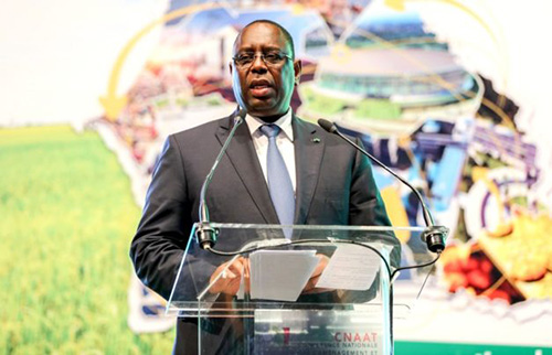 Macky Sall Recommends A Reorganization Of The TerritorialArchitecture