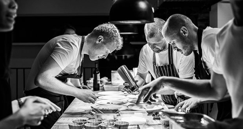 Irish Chefs Bring A Taste of Dublin to HongKong