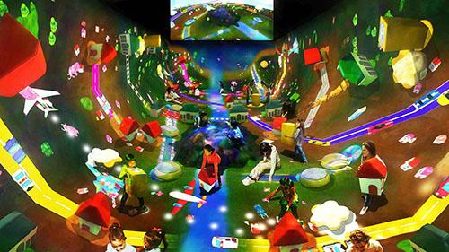 Groundbreaking Digital Art Museum Opens inTokyo