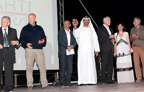 MYArt Film Festival in Italy Honors Fujairah Social and CulturalAssociation