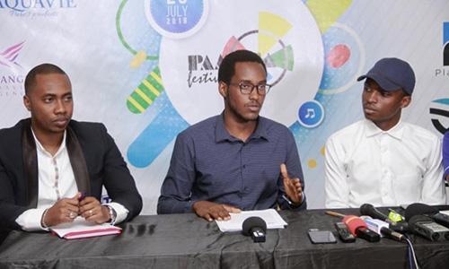 Burundi's Pamoja Festival Will be Headlined by UgandanArtists