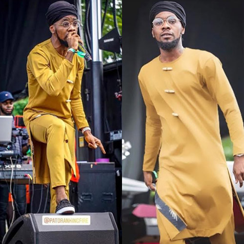 Patoranking Becomes Only African to Perform at the Jamaican Jerk Festival