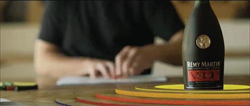 Rémy Martin Distills Art Through Augmented Reality App to Promote ItsCognac
