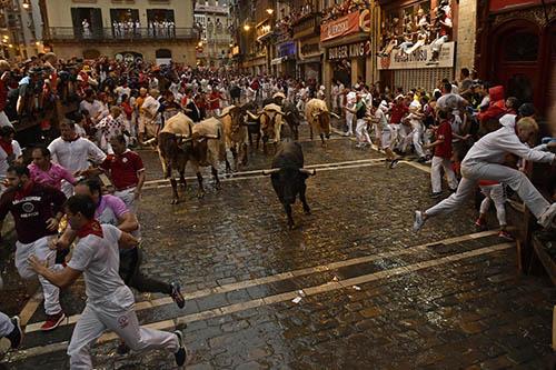 2nd Day of Bull Run Festival Kicks Off inSpain