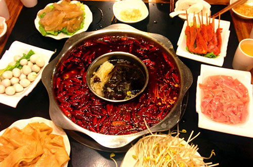 Sichuan Flavor in UAE, Inviting International Guests to Sichuan FoodTour