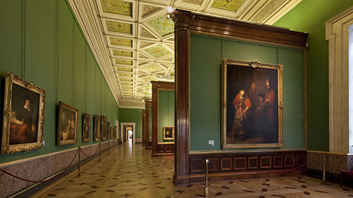 The Hermitage Holds the Week of Dutch Art
