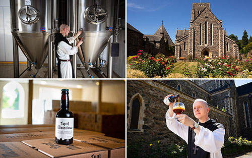 The UK's Very First Trappist Ale Has Been Brewed