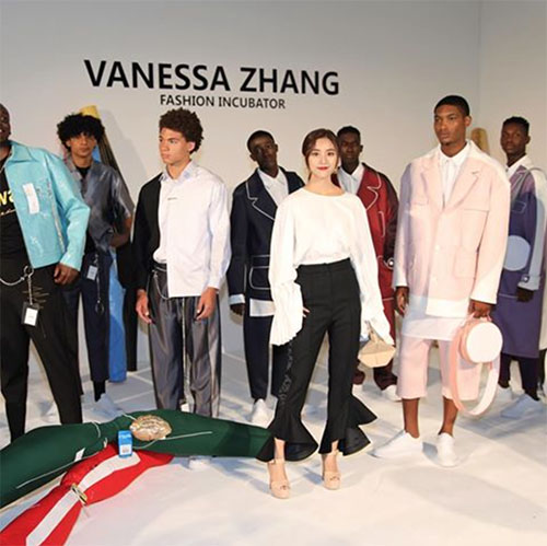 Vanessa Zhang Brings Chinese Designers to NewYork