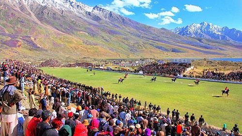 World's Highest Polo Festival Kicks Off In Pakistan'sShandur