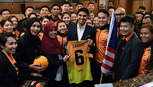 Malaysia Emerge Runners-Up in 2018 Dodgeball World Cup