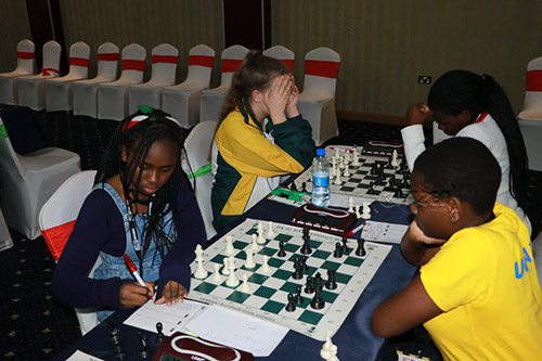 Egypt, South Africa, Algeria Shine at Africa Youth ChessChampionship