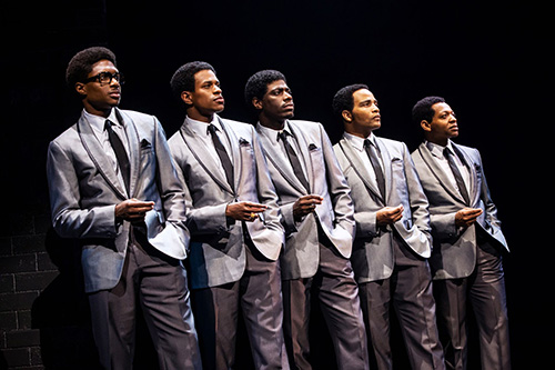 Temptations Musical Booked for 2019 Broadway Run