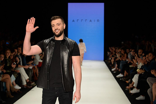 Azerbaijani Designer to Display his Collection at New York Fashion Week