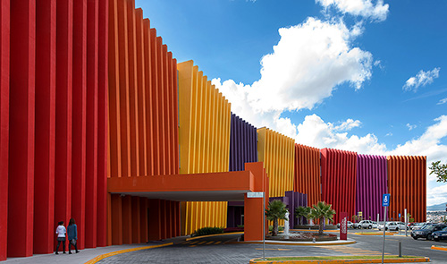 A Tribute to the Color of Contemporary Mexican Architecture