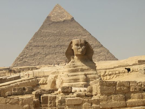 Second Sphinx Discovered in Luxor