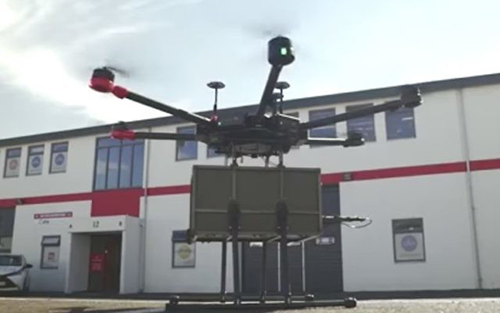 Israel's Flytrex Set To Supply Half Of Reykjavik With Food By Drone