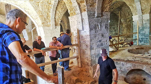 Ottoman-Era Soap Factory Unearthed in Israel