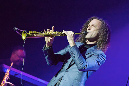 Kenny G to Perform in Singapore for a Night on 8 November 2018