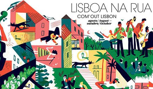 Lisboa na Rua Festival isBack
