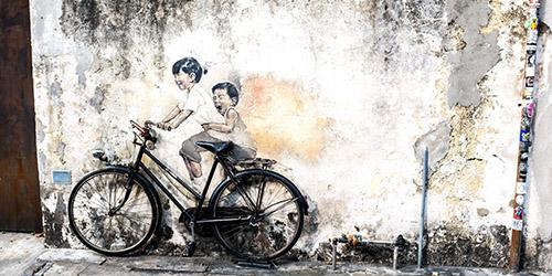 Exploring the Fascinating Street Art World ofMalaysia