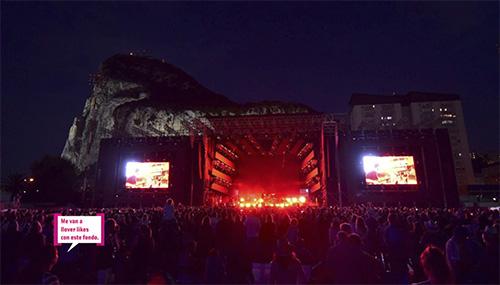 MTV Presents: Gibraltar Calling, the Best Summer Festival inGibraltar