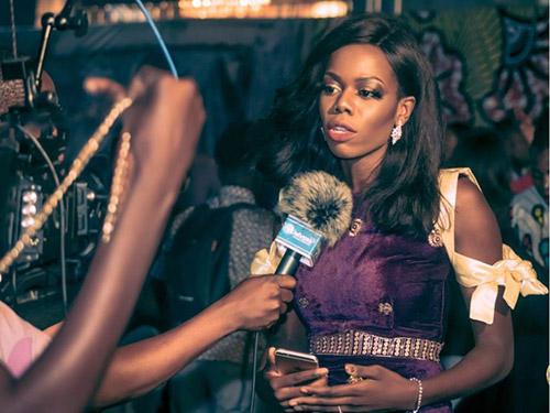 Nancy Kondo's Journey to Leading Congo FashionWeek