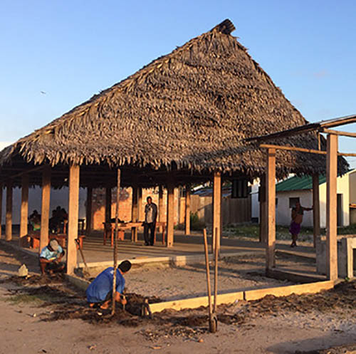 Peruvian University Students Win World Architecture Festival's Inaugural 'Water ResearchPrize'