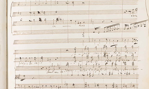 Lost Liszt Opera to Premiere in Germany