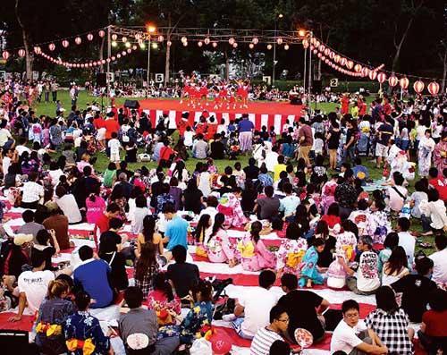 Japan Summer Festival Set to Sizzle at Singapore NationalStadium