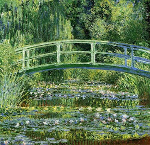 Walk Into a Monet Painting at His Home in Giverny, France