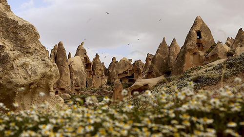 Cappadocia: Turkey's Stunning Nature, Culture Landscape